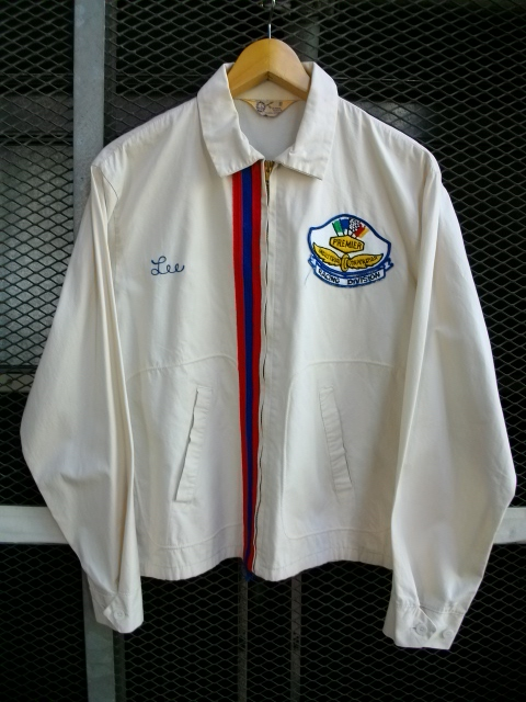 choco shirt race jacket 002