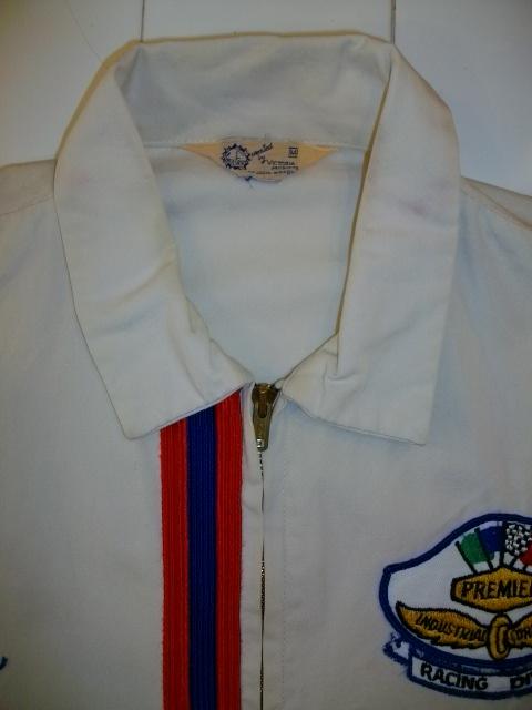 choco shirt race jacket 028