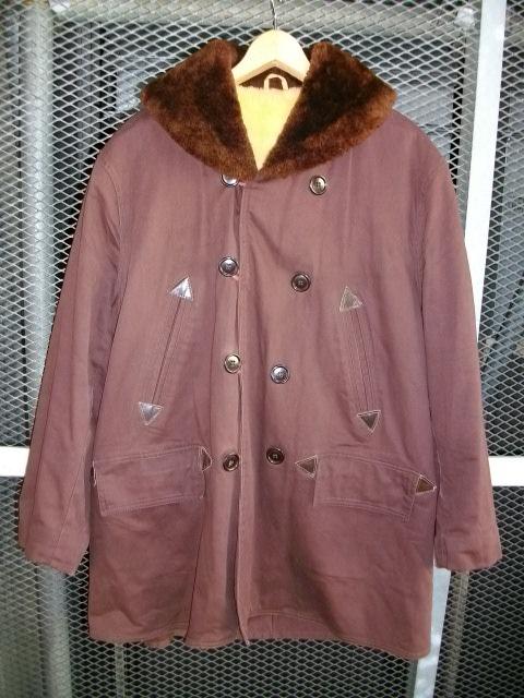 twa shirt mouton jacket 007