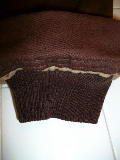 twa shirt mouton jacket 042