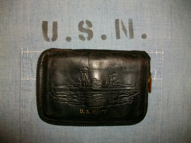 USNAVYパスケース 001