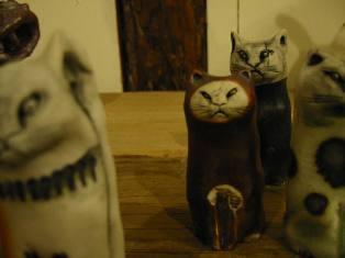 岡山富男 猫