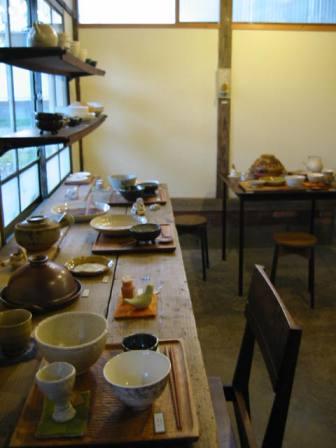 冬の食卓 展 展示風景