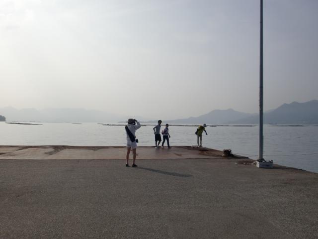 学園前桟橋