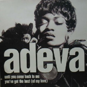 Adeva - Until you come back to me