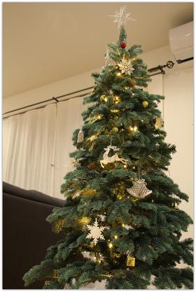 20131103クリスマスツリー