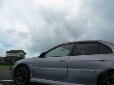 7月15日曇天