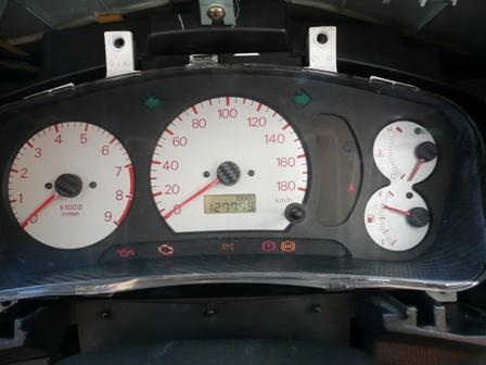 CN9A スピードメーター