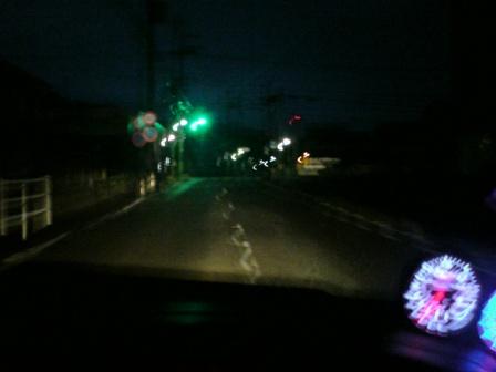 10月1日 早朝ドライブ (2)