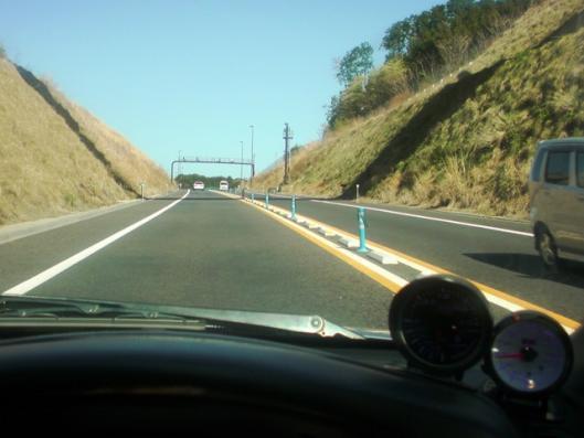 3月5日 自動車道路