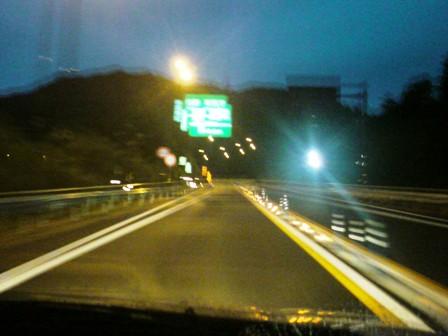 10月1日 早朝ドライブ (4)