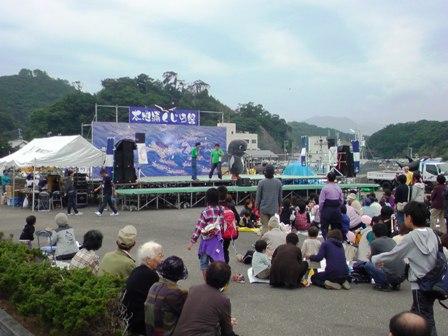 11月7日太地浦くじら祭り(12)