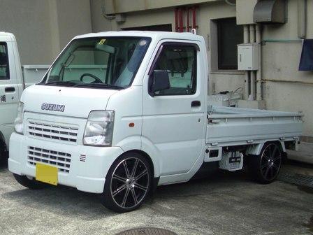 SUZUKI 軽トラ