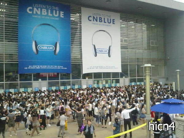 LISTEN TO THE CNBLUE①