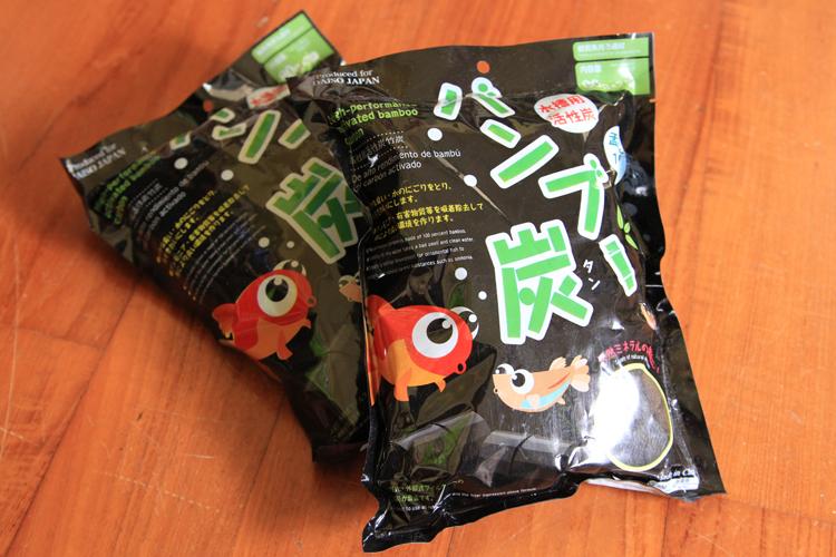 竹炭フィルター「バンブー炭」