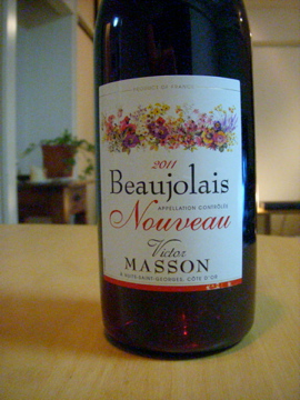 6028_Beaujolais Nouveau in a plastic bottle