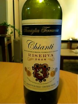 Chianti Riservs 2008