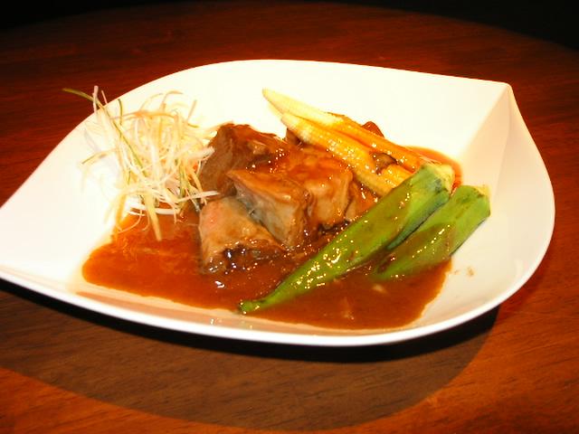 チャフーン_彩の国黒豚トロトロ煮チャイニーズスタイル1