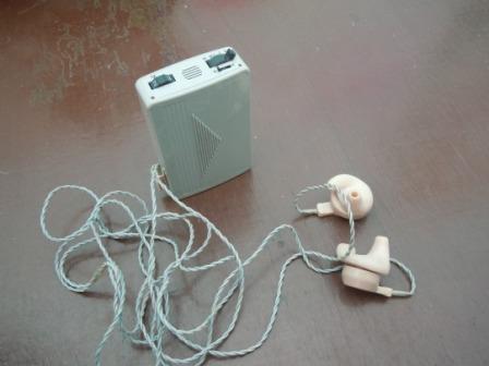 フィリピンの補聴器#1