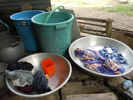 フィリピンの洗濯#2