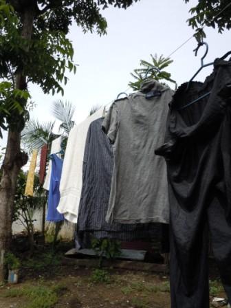 フィリピンの洗濯#3