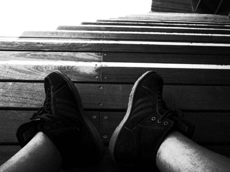 2013夏 僕の足