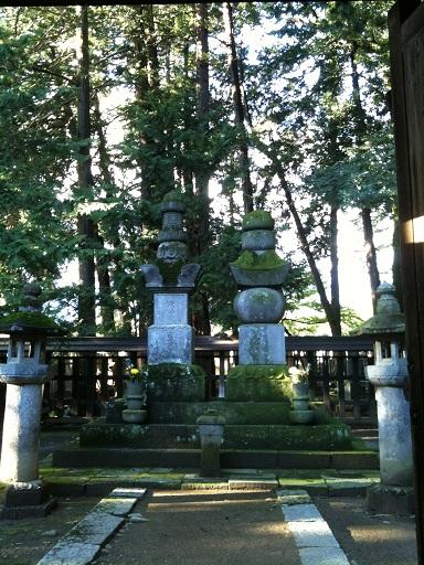 恵林寺 信玄公墓