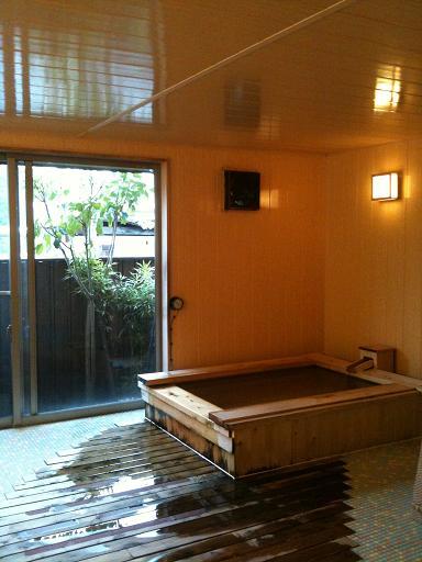 七沢荘貸切風呂
