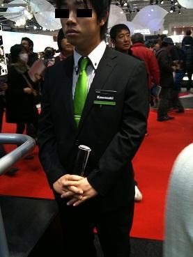 Kawasakiネクタイ
