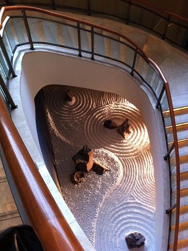 ペニンシュラ階段