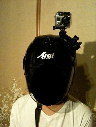 GoProメットオン7