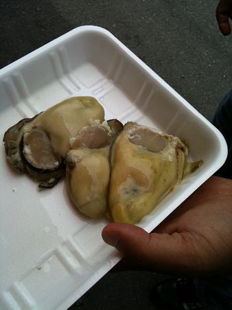 岩牡蠣むき身