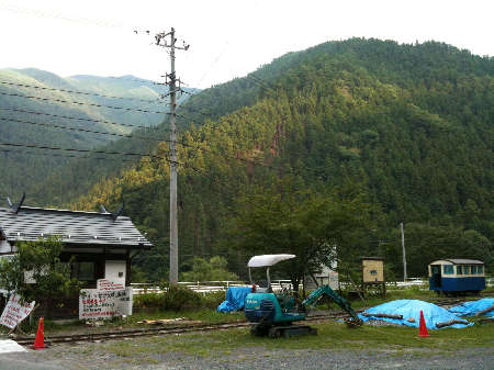 遠山森林鉄道