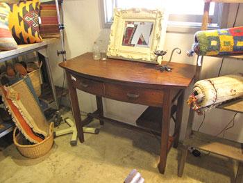 テーブル 木味 コンソール