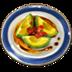 アリゲーターサラダ