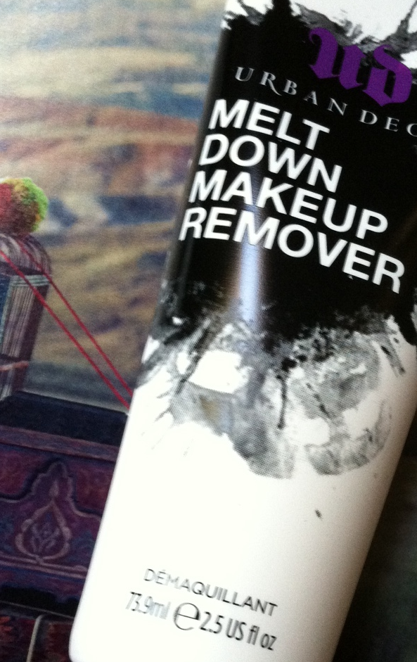 melt down makeup remover