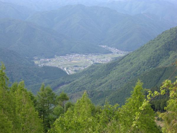 比叡山頂の景色
