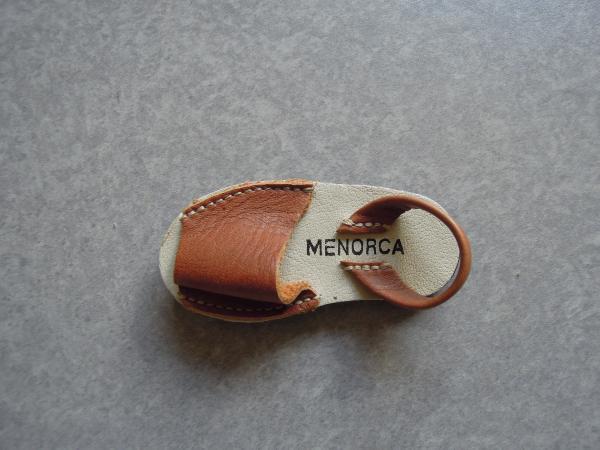 カウチサーフィン(スペイン、マリアとソレ)、メノルカ島のお土産