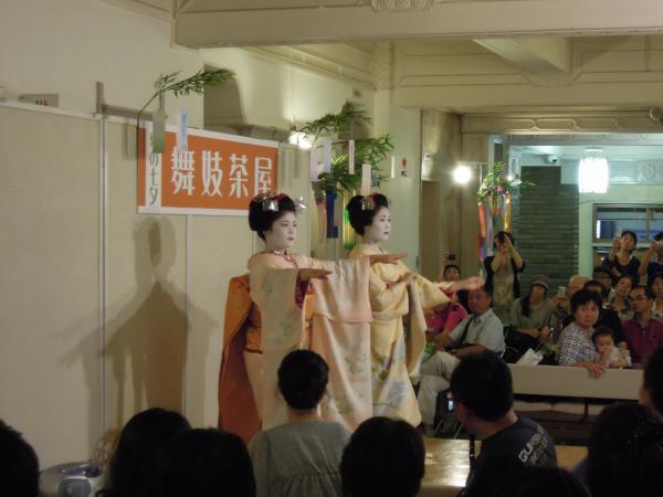 舞妓さんの舞