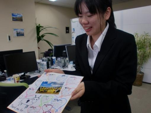 20100921志帆ちゃん修了(色紙)