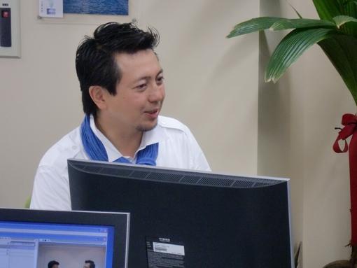 20100928読売新聞取材-3