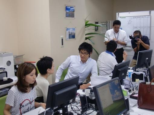 20100928読売新聞取材