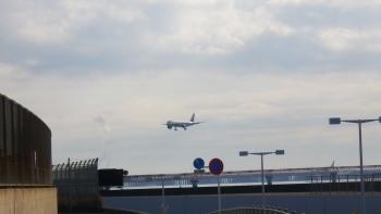 017ANAの着陸