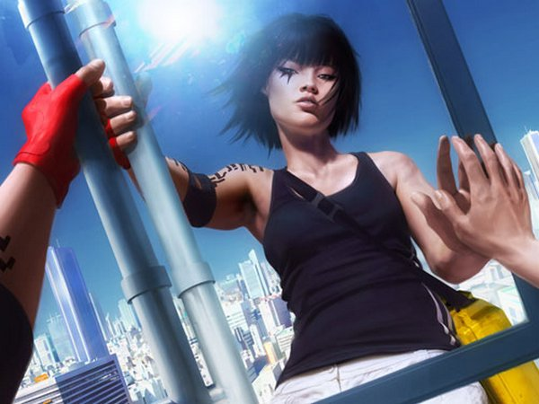 9. Faith (Mirror's Edge)