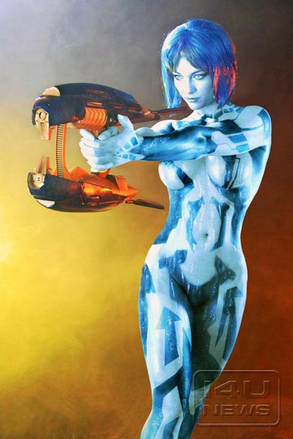 3. Cortana (Halo Series)