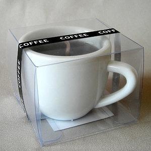 コーヒーのローソク