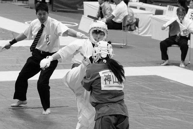 吉倉選手①