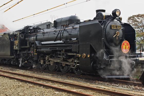 D51498動輪