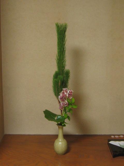 2011 花  花をのみ・・・