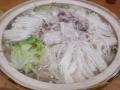 豚餃子鍋 20131230